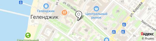 Магазин аудио и видеотехники на карте Геленджика