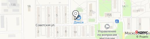 Сбербанк, ПАО на карте Балашихи