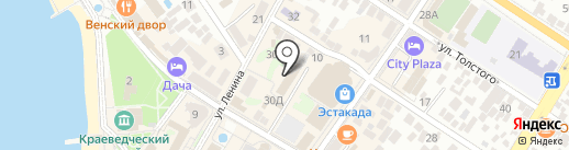 СпецсвязьЭкспресс, ФГУ на карте Геленджика
