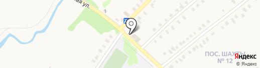 Алмаз, многопрофильный магазин на карте Моспино