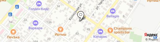 KoxМастер на карте Геленджика