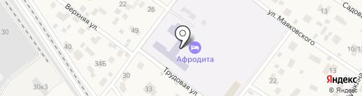 Авиа-22 на карте Быково