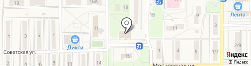 Фотосалон на Советской на карте Балашихи