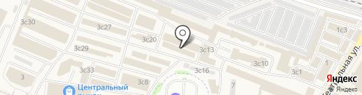 Torex на карте Жуковского