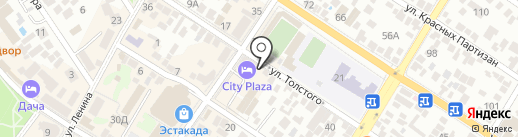 InLoveStudio на карте Геленджика