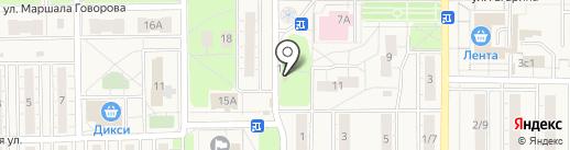 Изюминка на карте Балашихи
