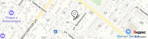 Экспресс-ателье на карте Геленджика