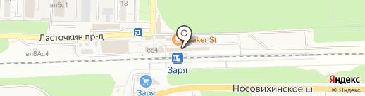 1001 ночь на карте Балашихи