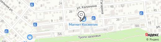 ЧУДОСФЕРА на карте Геленджика