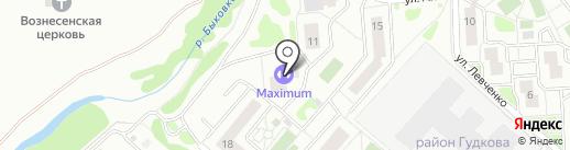 СONTENTO на карте Жуковского