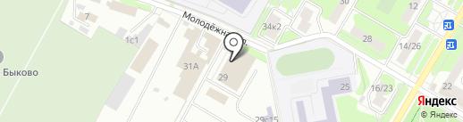SV-кухни на карте Жуковского