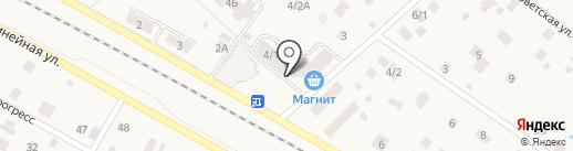 Дент-Арт на карте Ильинского