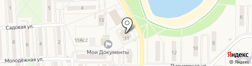 Почтовое отделение №143922 на карте Балашихи