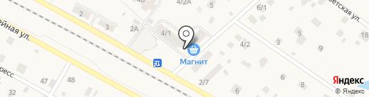 Магазин разливного пива на карте Ильинского