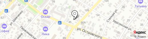 ПивЗалив на карте Геленджика