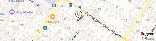 Flowerlab Gelendzhik на карте Геленджика