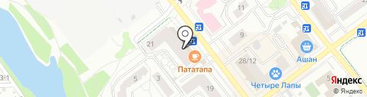 Express на карте Жуковского
