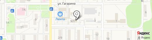 Ладошки на карте Балашихи