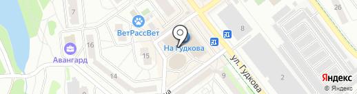 Альт Телеком на карте Жуковского