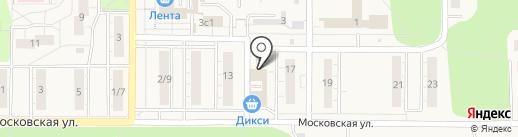 MG Lounge на карте Балашихи