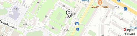 Компания по аренде спецтехники на карте Жуковского