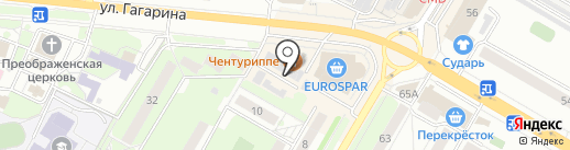 Объединенные переводчики на карте Жуковского