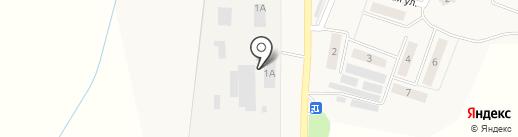 Монолит и К на карте Брусянского