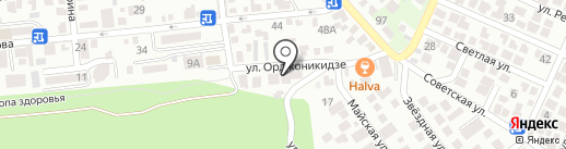 Ваша Мебель на карте Геленджика