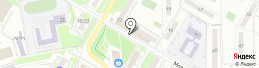 Магазин техники на карте Жуковского