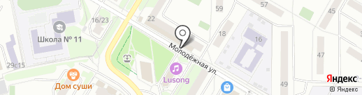 Проверено Временем на карте Жуковского