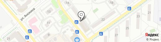 Почтовое отделение №140186 на карте Жуковского