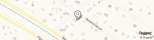 ДОБРОТА на карте Ильинского