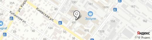 Design hall на карте Геленджика