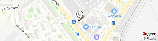 Salerm на карте Жуковского