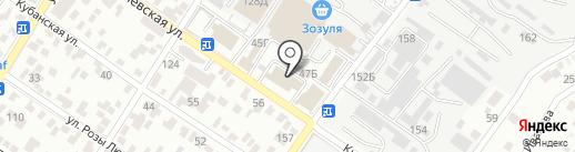 Академия ремонта на карте Геленджика