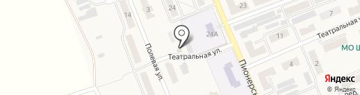Евгений на карте Дубовки