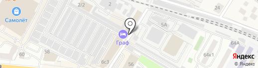Городская парикмахерская на карте Жуковского