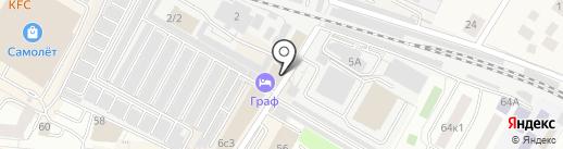 DaNa на карте Жуковского