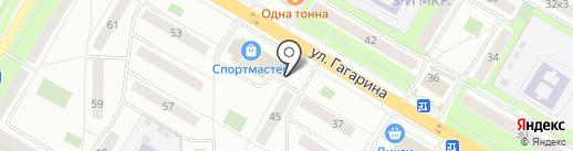 Авто-Онлайн на карте Жуковского