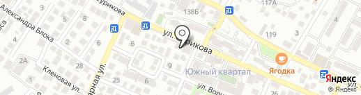 Темп-ВТИ на карте Геленджика