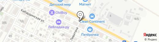 Магазин техники на карте Геленджика