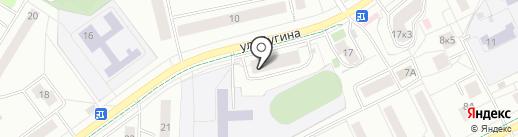 Смешные цены №1 на карте Жуковского