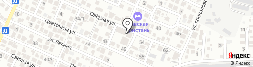 ГЕЛПРОЕКТ на карте Геленджика