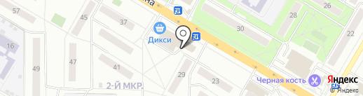 ЕлАнна на карте Жуковского