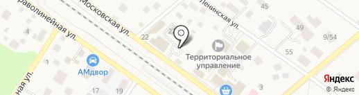 Fix Price на карте Ильинского