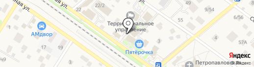 Магазин игрушек на карте Ильинского