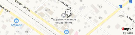 Ильинская управляющая компания на карте Ильинского