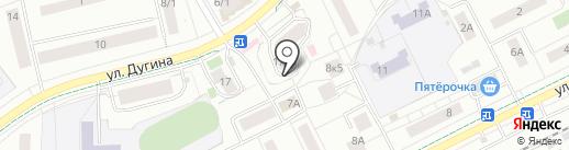 Camellia на карте Жуковского