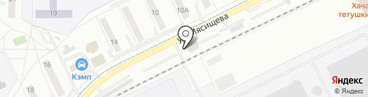 Парк-Сервис на карте Жуковского