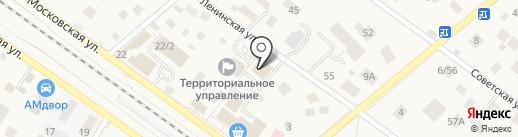 МосОблЕИРЦ на карте Ильинского